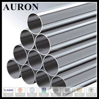 AURON/HEATWELL Special shaped oval welded stainless steel tube for construction