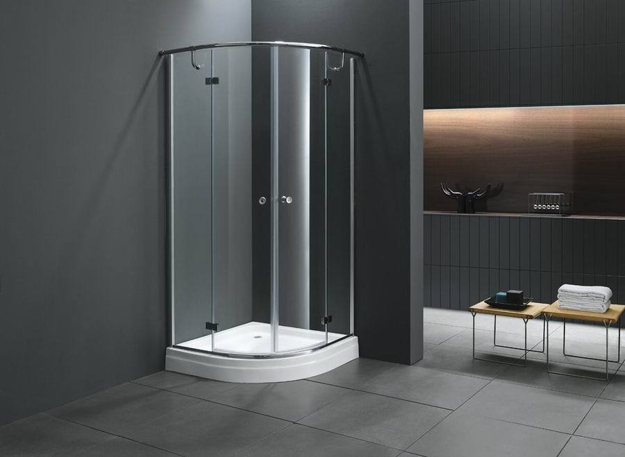 Economy Hot Selling Simple Sector Shower Cabin M- 658