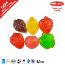 Fruit Flavour Gummy Candy