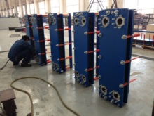 China refrigeration plate heat exchanger