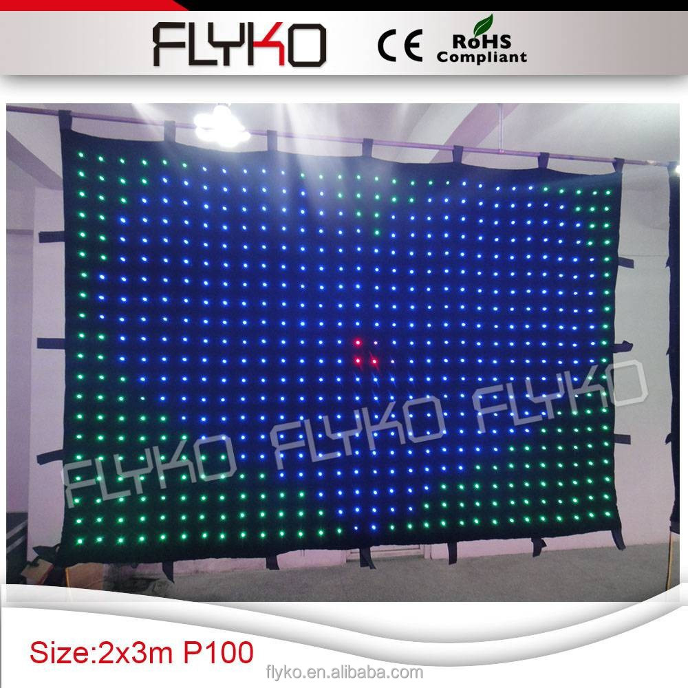 Stage Lighting Design Software Free Video Curtain Form Flyko   Buy Stage  Lighting Design Software Free,Led Stage Curtain,Flexible Led Video Curtain  Product ...