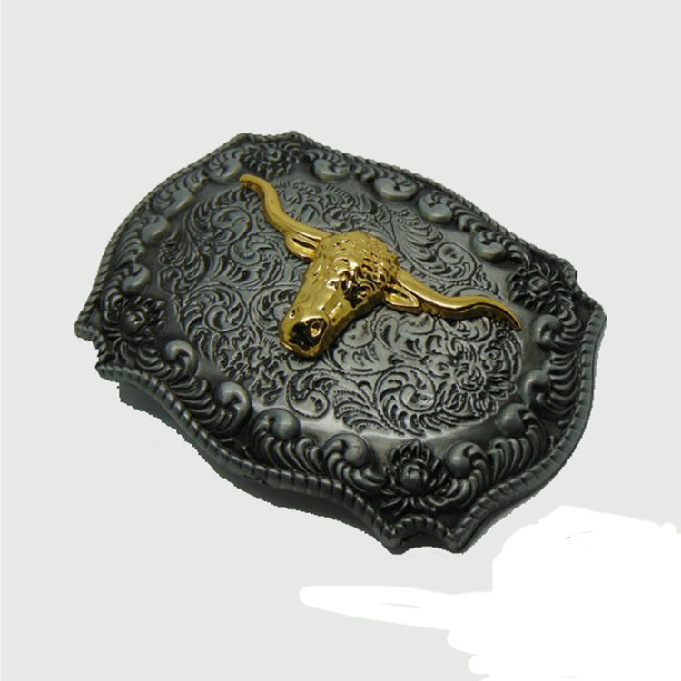 BUC9304 Western Cowboy metal wholesale Custom Belt Buckles manufacturers