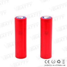 For Sanyo NCR18650GA 18650 3500mah 10A 3.7V Li-ion rechargeable battery flat top(1 pc)