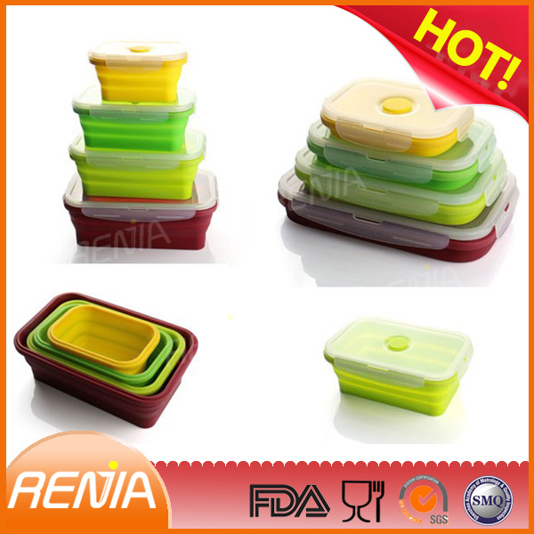 RENJIA heat resistant food container,hot lunch box,lunch box