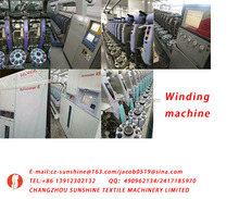 Used Winding machine/schlafhorst/rieter machine/Provide a variety of spinning machine