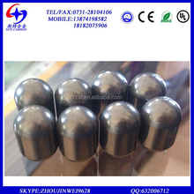 Hard alloy tines/BUTTONS FOR MINING