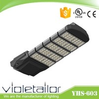 Safe Energy Conservation Dimmable 180W LED Solor Street Light