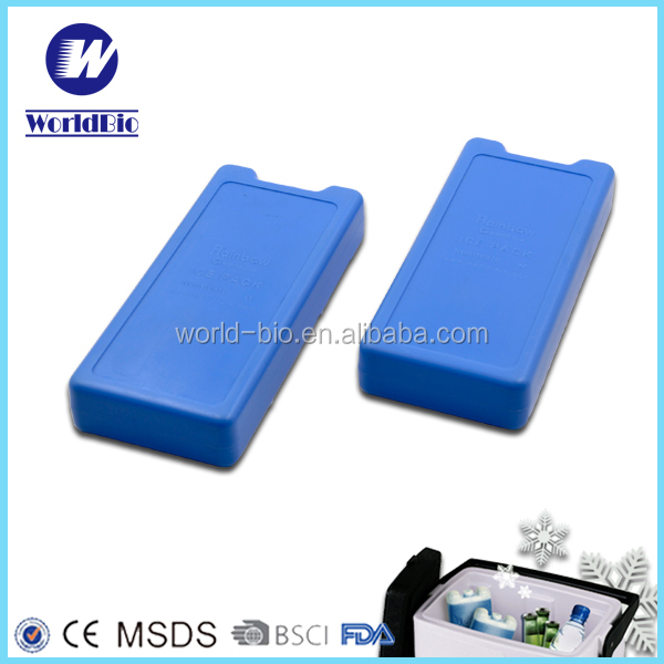 Shanghai Manufactory Blue Gel Ice Box For Picnic