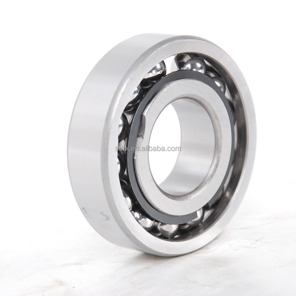 Chinese motorcycle parts Carbon teel single row deep groove ball bearing roller bearing