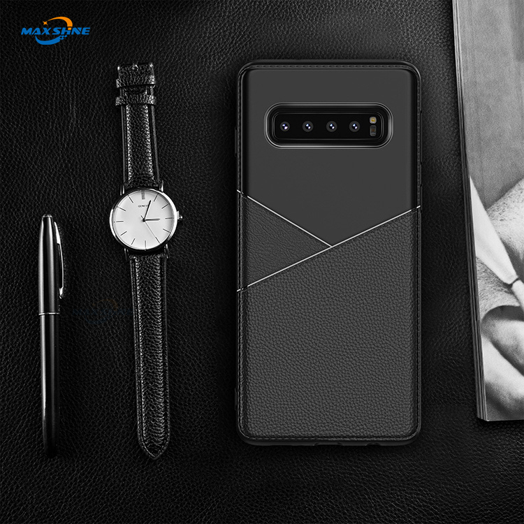 2019 new shockproof protective personalized tpu mobile phone cases for samsung galaxy s9 s10/s10 plus/s10e phone cover