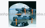 'L' Series Swimming Pool sand filter