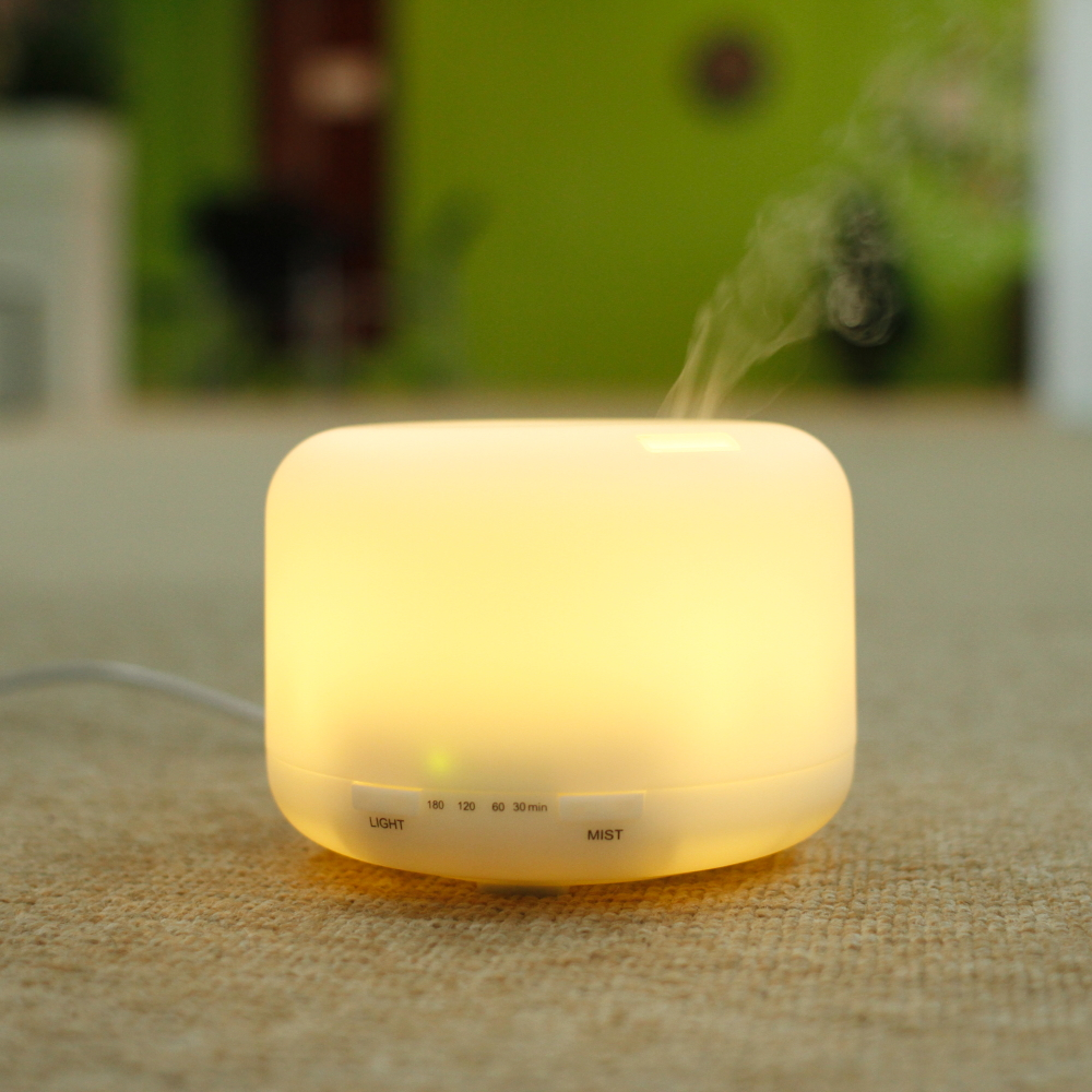 Home Decoration Items Aroma Mist Electric Diffuser / Plug-in Fragrance Diffusers