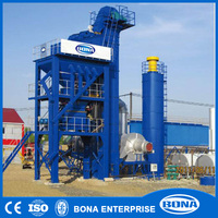 CE manufacturers hot mix asphalt batch mix plant for road construction