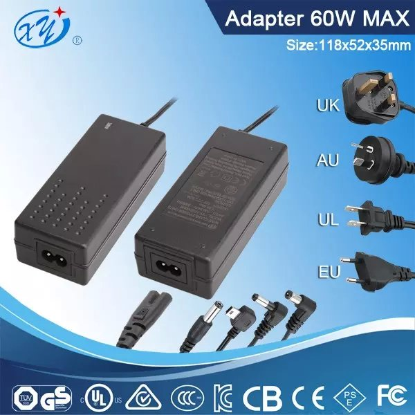 China supplier 100 - 5000ma switching ac dc 12v power supply