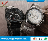 wholeasale china watch for man with sl68 watch movement and waterproof from CHINA WATCH FACTORY