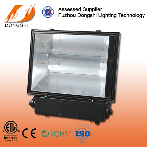 China supplier 1000 watt metal halide flood light case fixtures