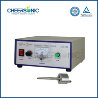 CS40-A100 ultrasonic Syringe Barrel & Blood Collection Tube Coating spray system ultrasonic atomizer