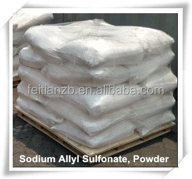 Sodium Allyl Sulfonate (SAS) CAS : 2495-39-8 as water reducing agent