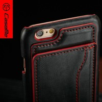 For Apple iPhone 6 6s Plus Magnetic Flip PU Leather Wallet Case with Stand Hot Mobile Phone Cover For iPhone 6s