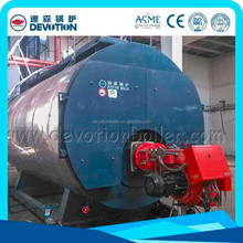 Commercial automatic industrial steam boiler 2t for sausage stuffer machine