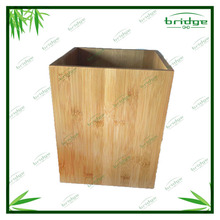 Eco-friendly high quality multi-function bamboo storage box rice box