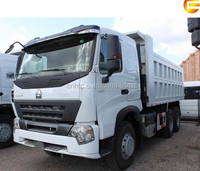 Brand new ! sinotruk howo A7 25 tons tipper trucks for bolivia