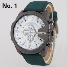 Most popular minimal face unisex watch quartz stainless steel watch water resistant