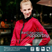 Classic Restaurant Uniform for Waiter and Waitress