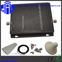 2014 hot sale gsm amplifier umts kit de amplificadores for large coverage use no radiarion.
