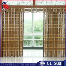 Factory Custom Size 7 Patterns Bamboo Sliding Door Malaysia Price Cheap Wholesale