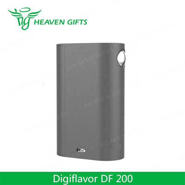 Small In Size 200W Digiflavor DF 200 BOX MOD With 510 Spring Connector