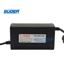 Suoer Factory Price 1.3A 48V PWM Charging Mode Motorcycle Battery Charger