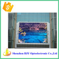 Alibaba express P8 outdoor video wall led board for advertising