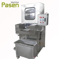 Electric bone and meat saline injection machine / beef needle brine injector injection machine