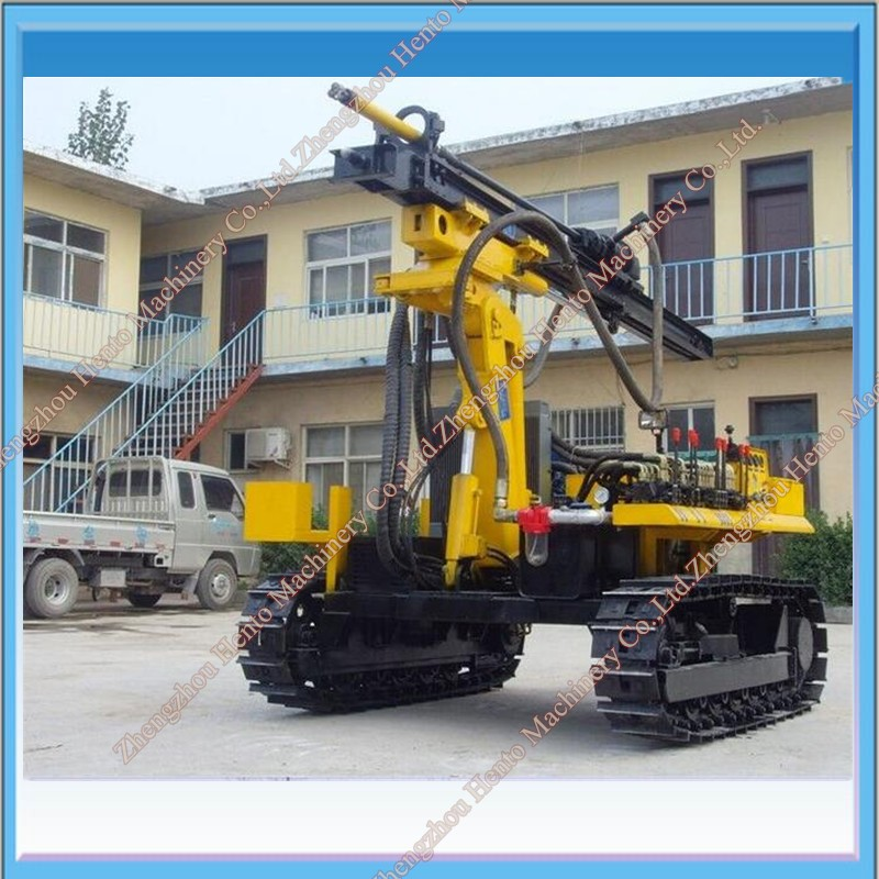 High Output Used Water Well Drilling Machine For Sale