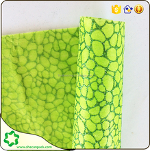 SHECAN Top sales cheap Flower wrapping glitter non-woven