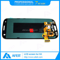 Wholesale alibaba for samsung s3 lcd digitizer assembly , for s3 i9300 lcd original, original lcd for s3 i9300