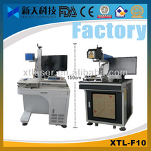 Plastic buttons Mark Machine batch number print laser marking