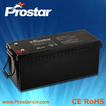 High Quality New Lead Acid Battery With Cheap Price 12V 180AH