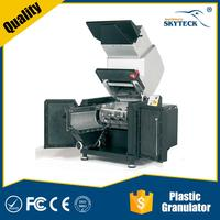 pet bottle plastic crusher for recycling line with CE certificate