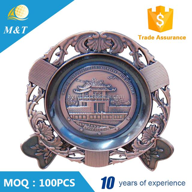 Hot Selling Custom High Quality Metal Award Cup Award Tray