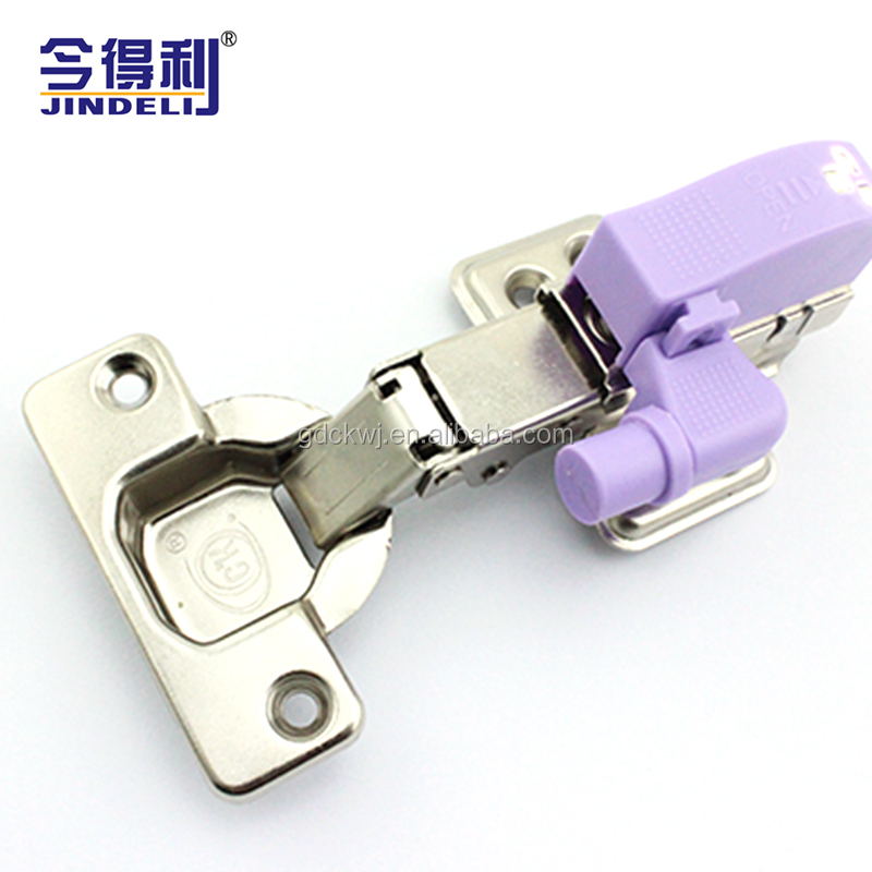 high quality custom stainless steel soft close led light kitchen cabinet hydraulic closer hinge 110 degree concealed door hinge