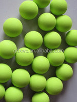 Flexible high density eva foam toy balls rubber foam ball