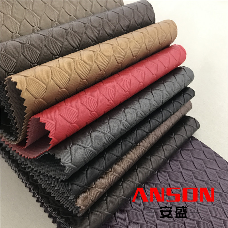 softness pu synthetic nubuck leather raw material for shoes