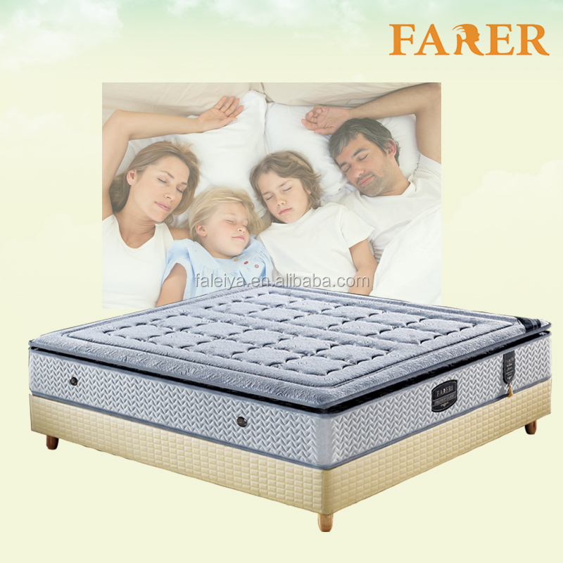 Twin XL Size Orthopedic Latex Foam Mattress