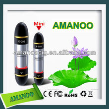 Hot selling original design with good quality Factory price amanoo cigarette 2013 best pen vaporizer titan ago vaporizer