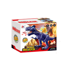 Wholesale Battery Operated Dinosaur Toys Will Lay Egg and Walk
