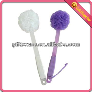 plastic bath brush - bath sponge brush