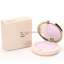 OEM brand private label pressed waterproof makeup compact powder
