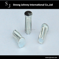 Hot-sale discount stainless steel Threaded welding stud and screw production